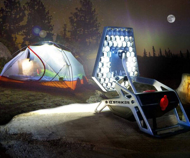1200 Lumen Rover Mobile Task Light - http://coolthings.us