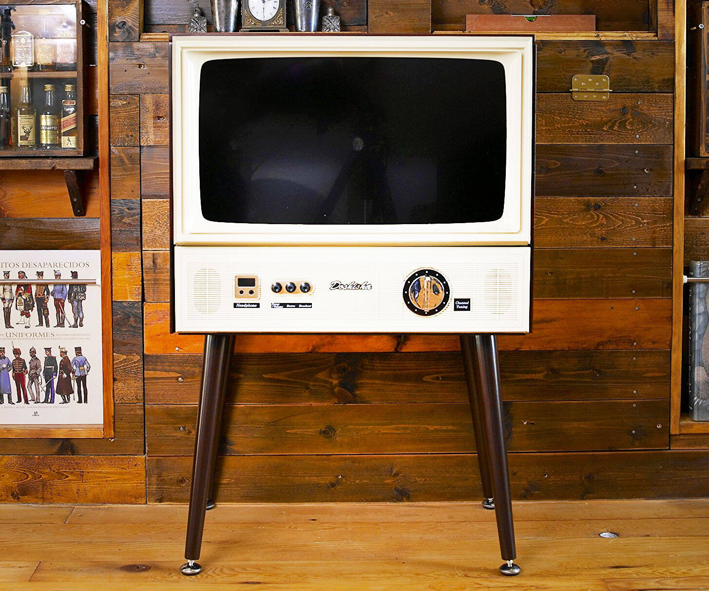 1960s Style HD LCD TV