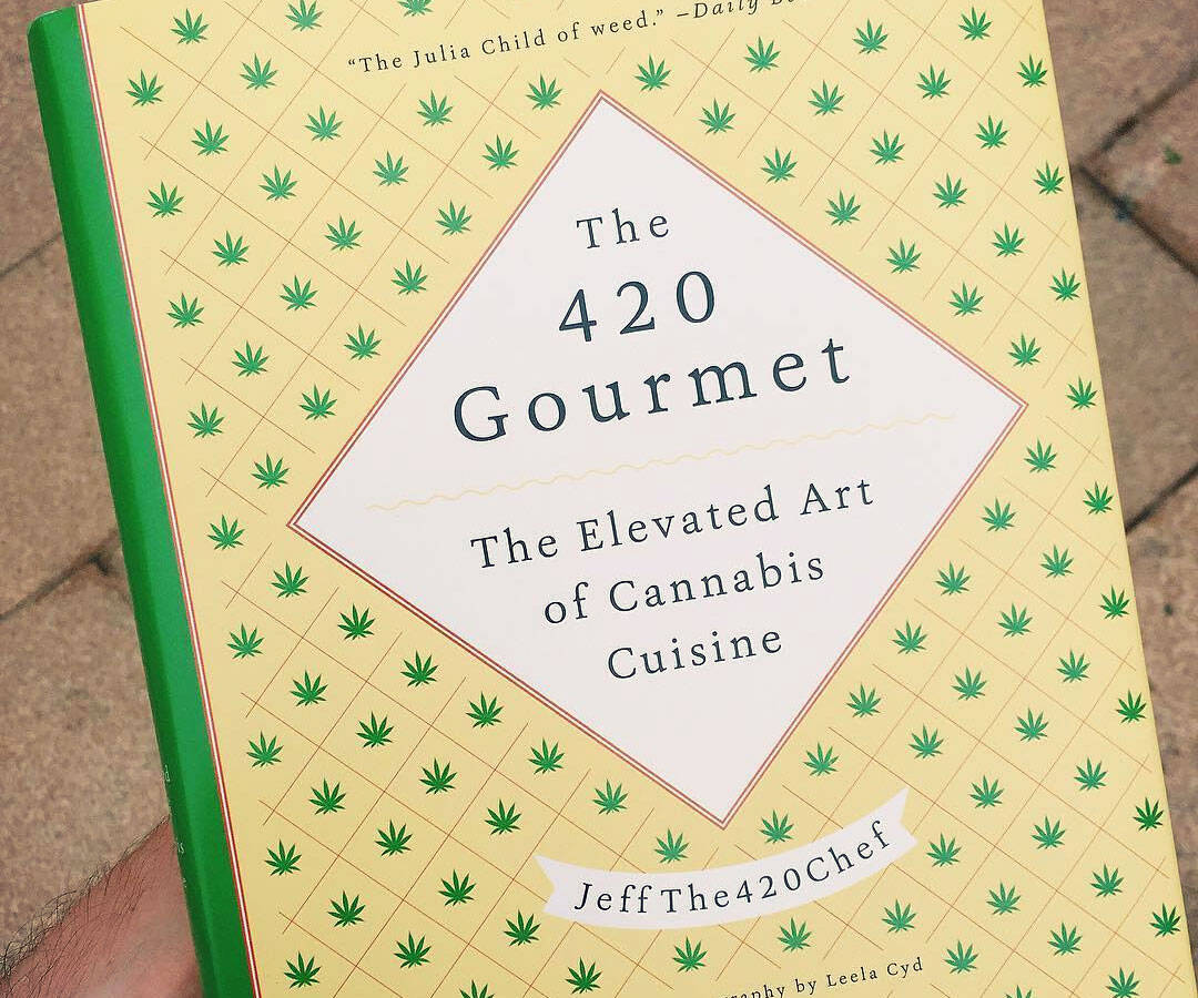 420 Gourmet Cannabis Cook Book - http://coolthings.us