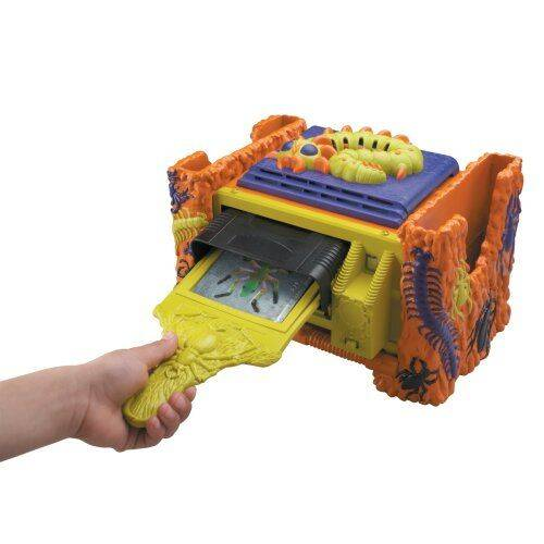 Creepy Crawlers Machine - http://coolthings.us