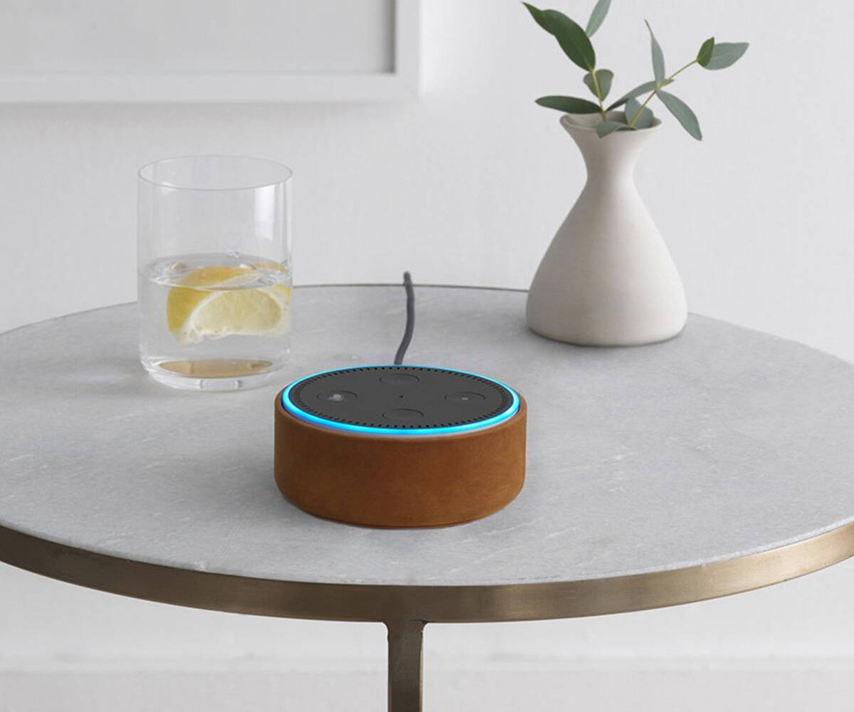 Amazon: Echo Dot Hands-Free Voice-Controlled Device - http://coolthings.us