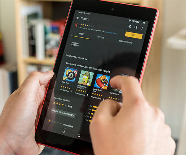 Amazon Fire HD 8 Review - http://coolthings.us