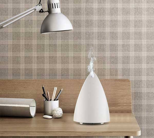 Aromatherapy Essential Oil Diffuser - http://coolthings.us