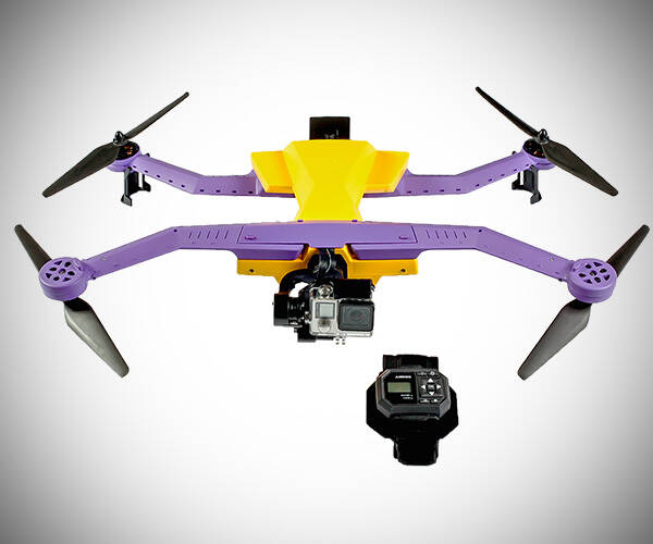 Auto-Follow Drone by AirDog