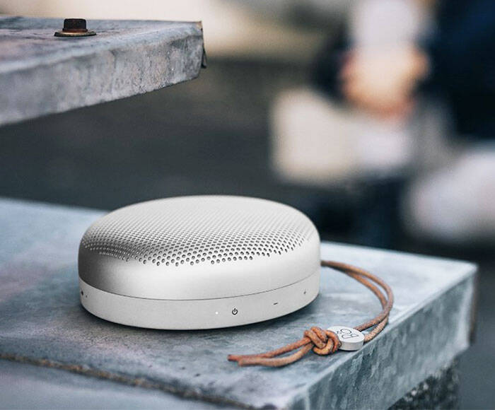 B&O Play A1 Portable Bluetooth Speaker - http://coolthings.us