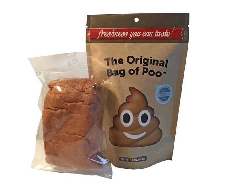 Bag of Poo - http://coolthings.us