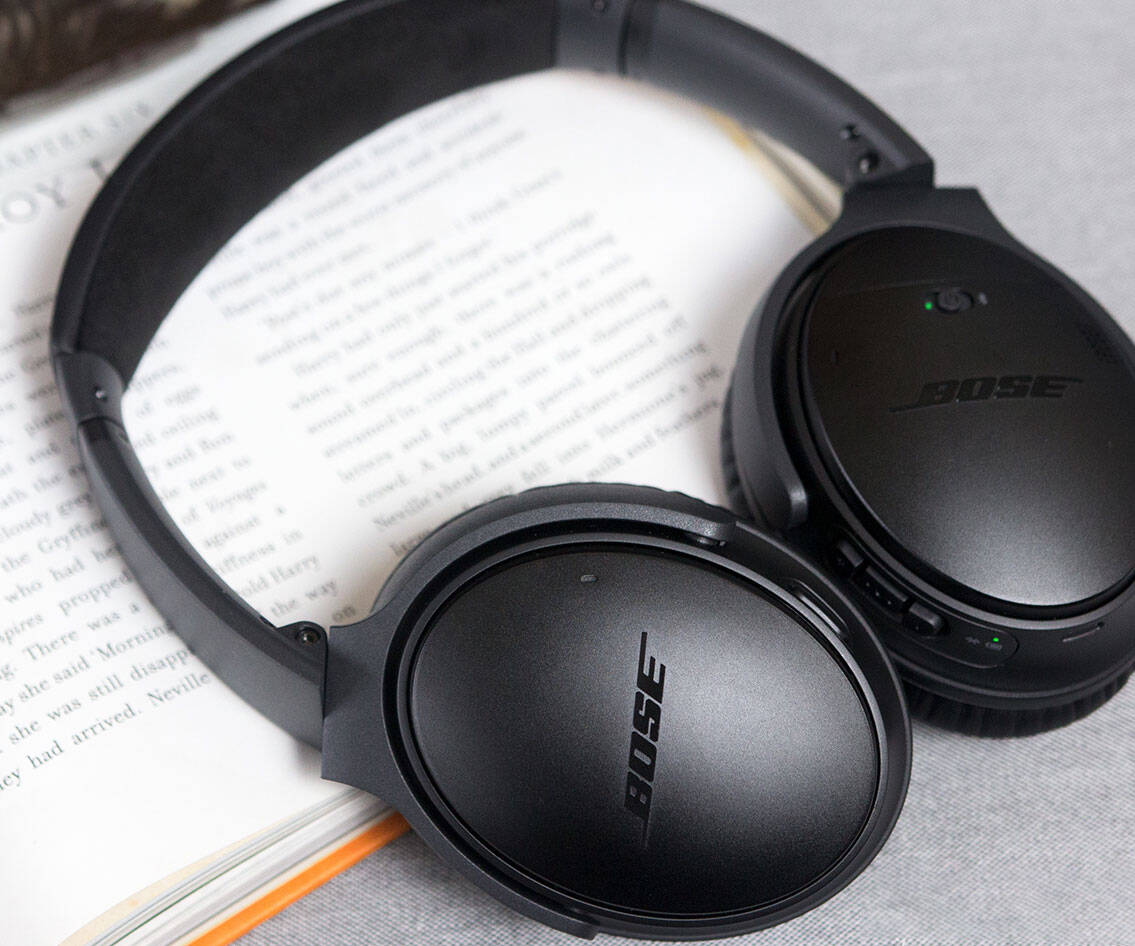 Bose Noise Cancelling Headphones - http://coolthings.us