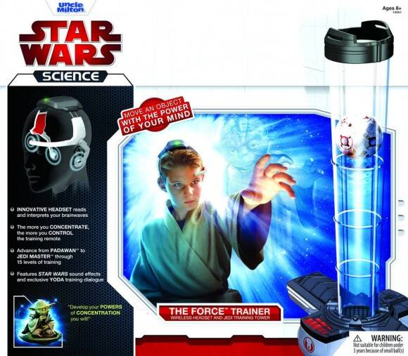 Star Wars Force Trainer - http://coolthings.us