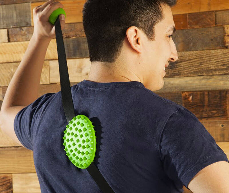 Cactus Back Scratcher - http://coolthings.us