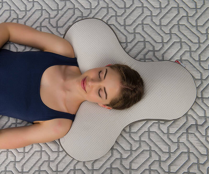 Celliant Sleep Boomerang Memory Foam Pillow - http://coolthings.us