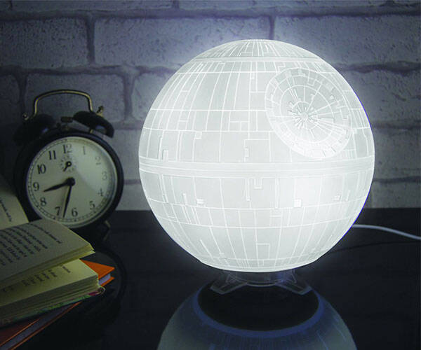 Death Star Mood Light - http://coolthings.us
