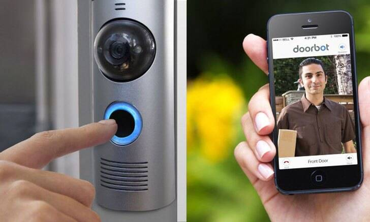 Doorbell Camera App - http://coolthings.us