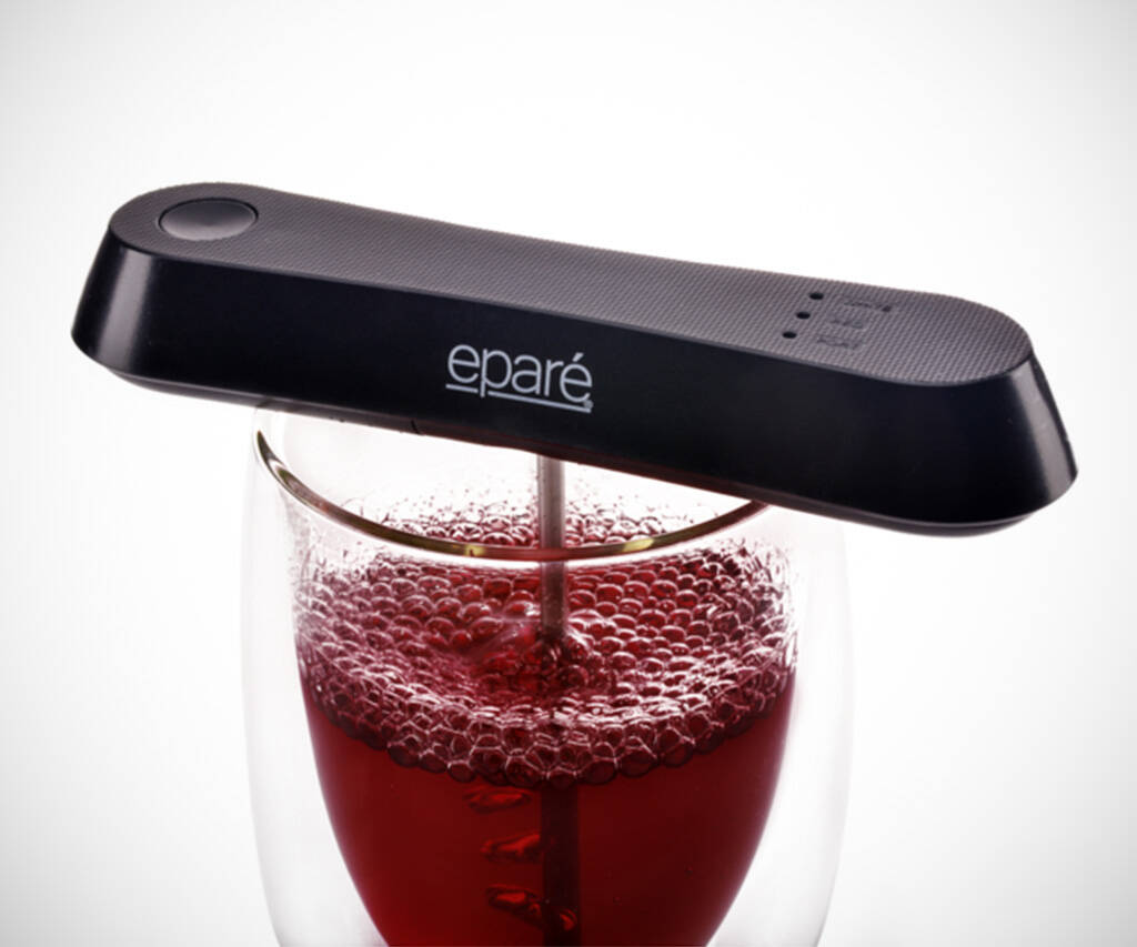 Epar? Pocket Wine Aerator - http://coolthings.us