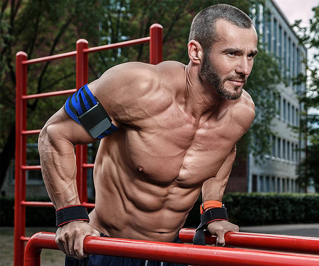 Fitness BFR Occlusion Training Bands - http://coolthings.us