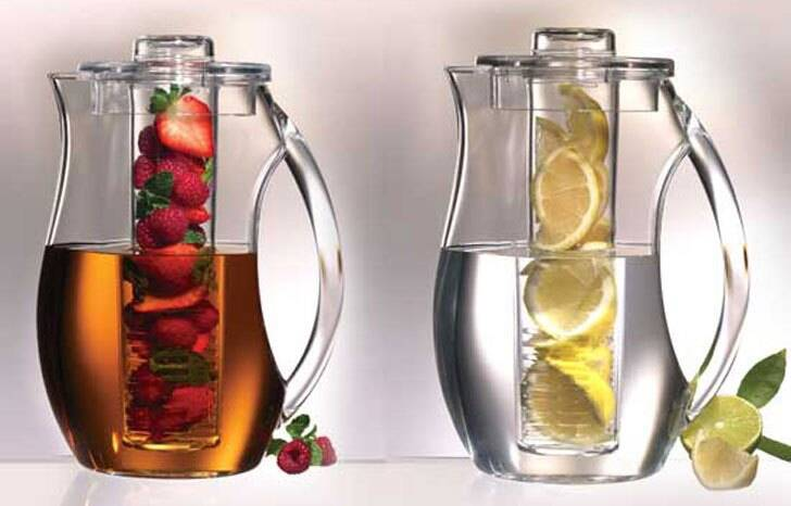 Fruit Infusion Pitcher - http://coolthings.us