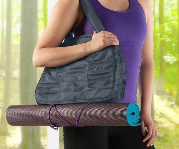 Gaiam Metro Gym Bag - http://coolthings.us