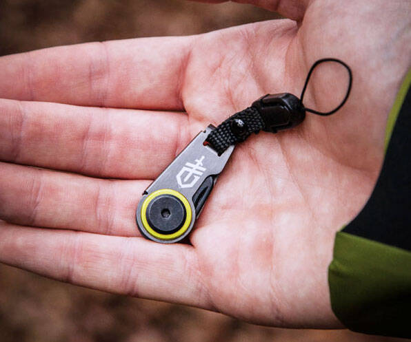 Zip Blade Keychain Knife - http://coolthings.us