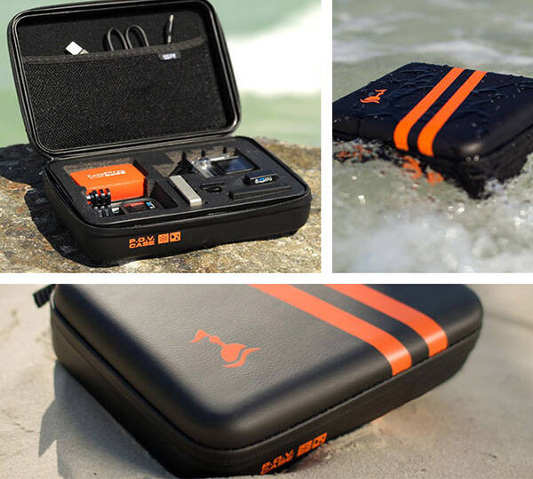 GoPro Aqua Water-Resistant Case - coolthings.us