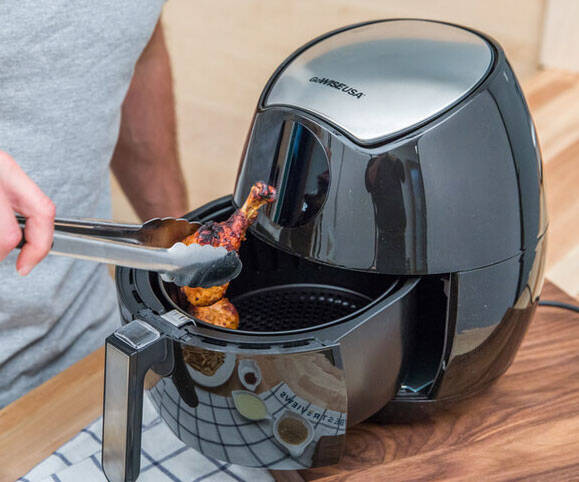 Air Fry Foods Without Added Calories - http://coolthings.us