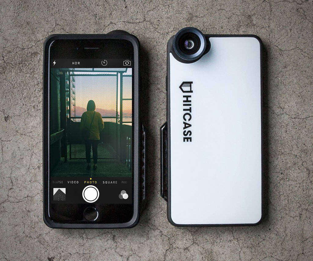 HITCASE SNAP Lens Case for iPhone - http://coolthings.us