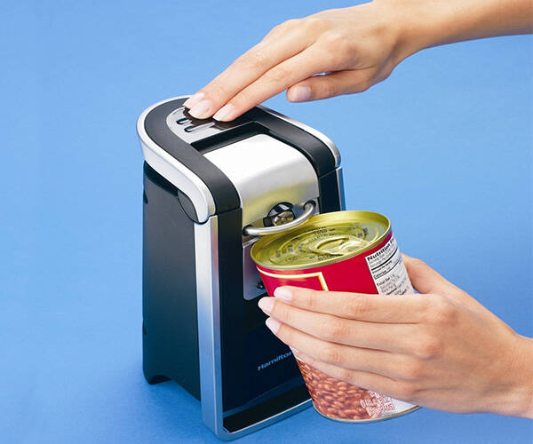 Hamilton Beach Smooth Touch Can Opener - http://coolthings.us
