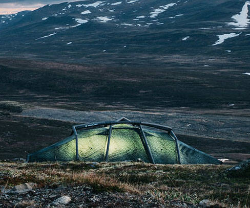 Heimplanet Inflatable NIAS Tent - http://coolthings.us