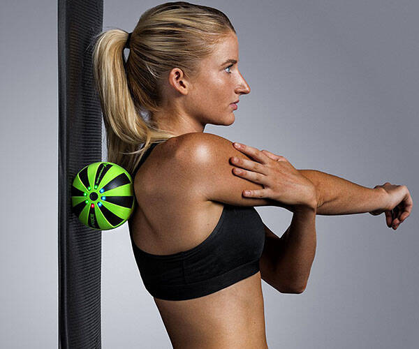 Hypersphere Vibration Therapy Ball - http://coolthings.us