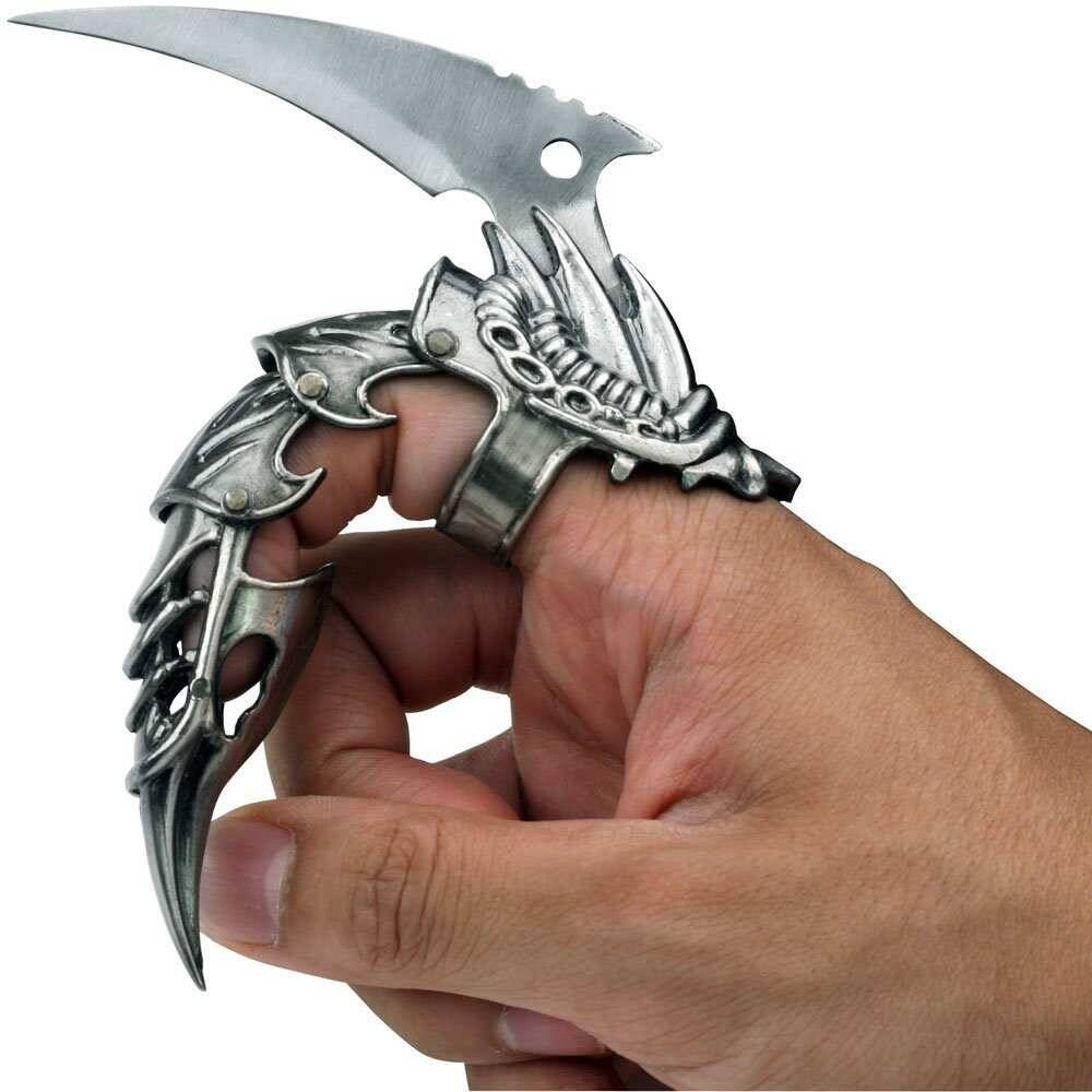 Iron Reaver Finger Claw - http://coolthings.us