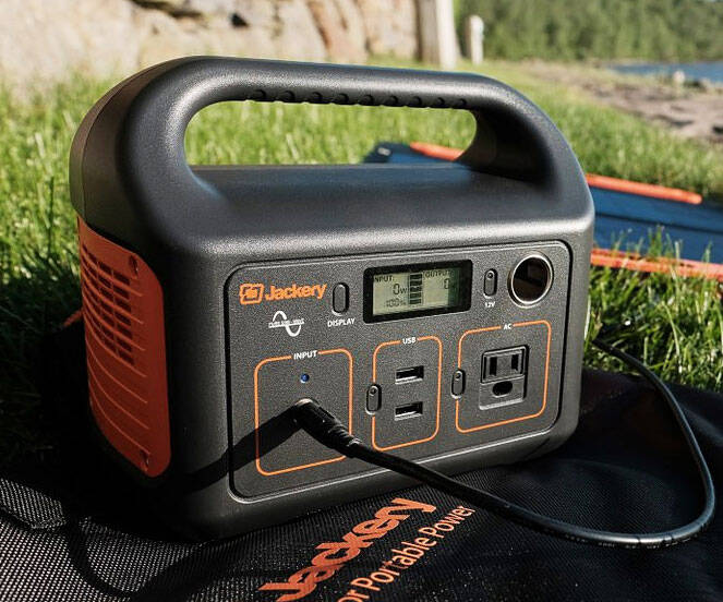 Jackery 240Wh Portable Power Station - http://coolthings.us