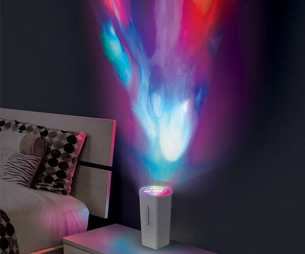 Multicolor Light Show Lamp - http://coolthings.us