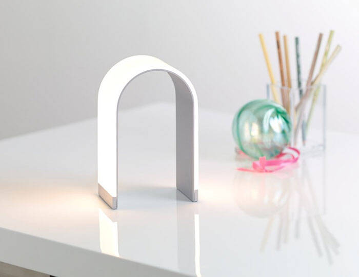Mr N Accent LED Table Lamp - http://coolthings.us