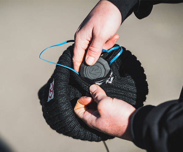 Outdoor Tech Wired Chips Helmet Speakers - http://coolthings.us