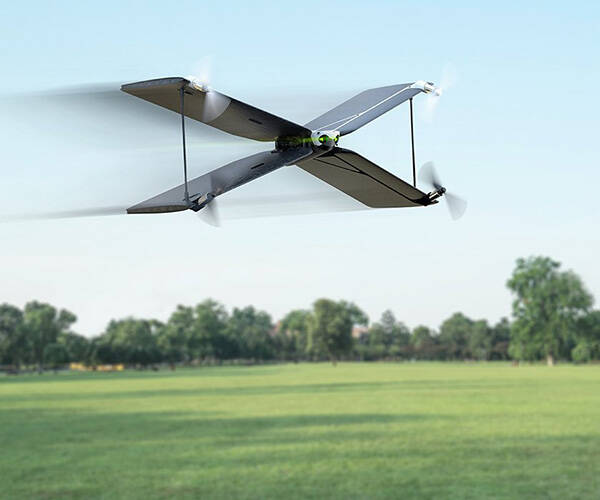 Parrot Swing Minidrone with Flypad - http://coolthings.us