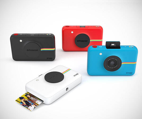 Polaroid Snap Instant Digital Camera - http://coolthings.us