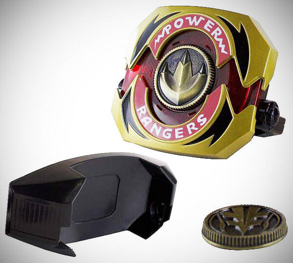 Power Rangers Legacy Power Morpher - http://coolthings.us