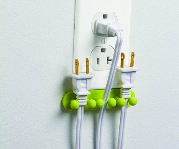Electrical Outlet Plug Organizer - coolthings.us