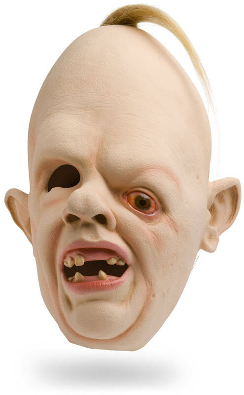 Sloth Mask From The Goonies - http://coolthings.us