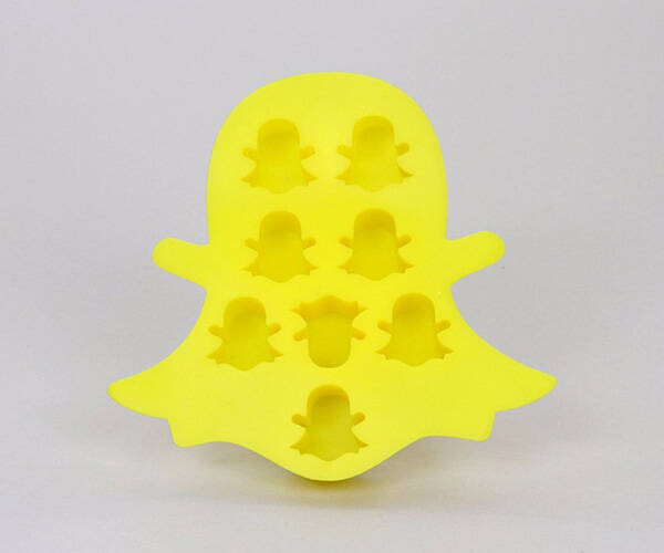 Snapchat Ice Tray - http://coolthings.us