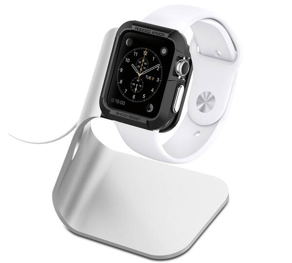 Spigen Apple Watch Stand - http://coolthings.us