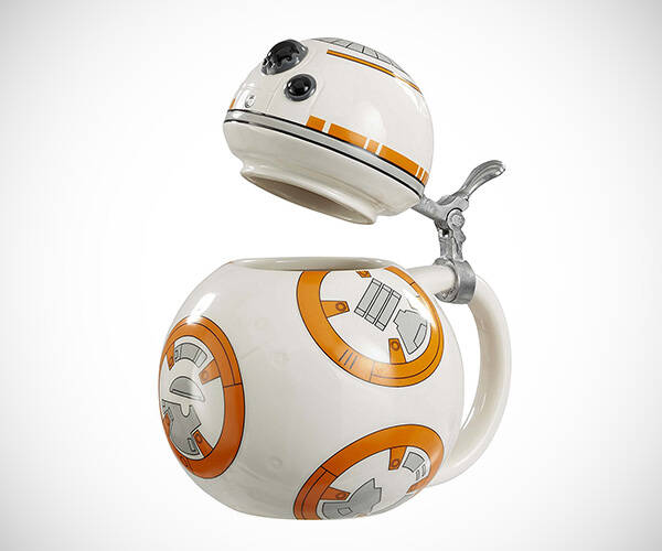 Star Wars BB-8 Stein - http://coolthings.us