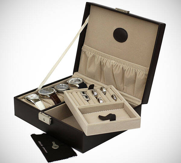 Swiss Valet for Watches and Jewellery