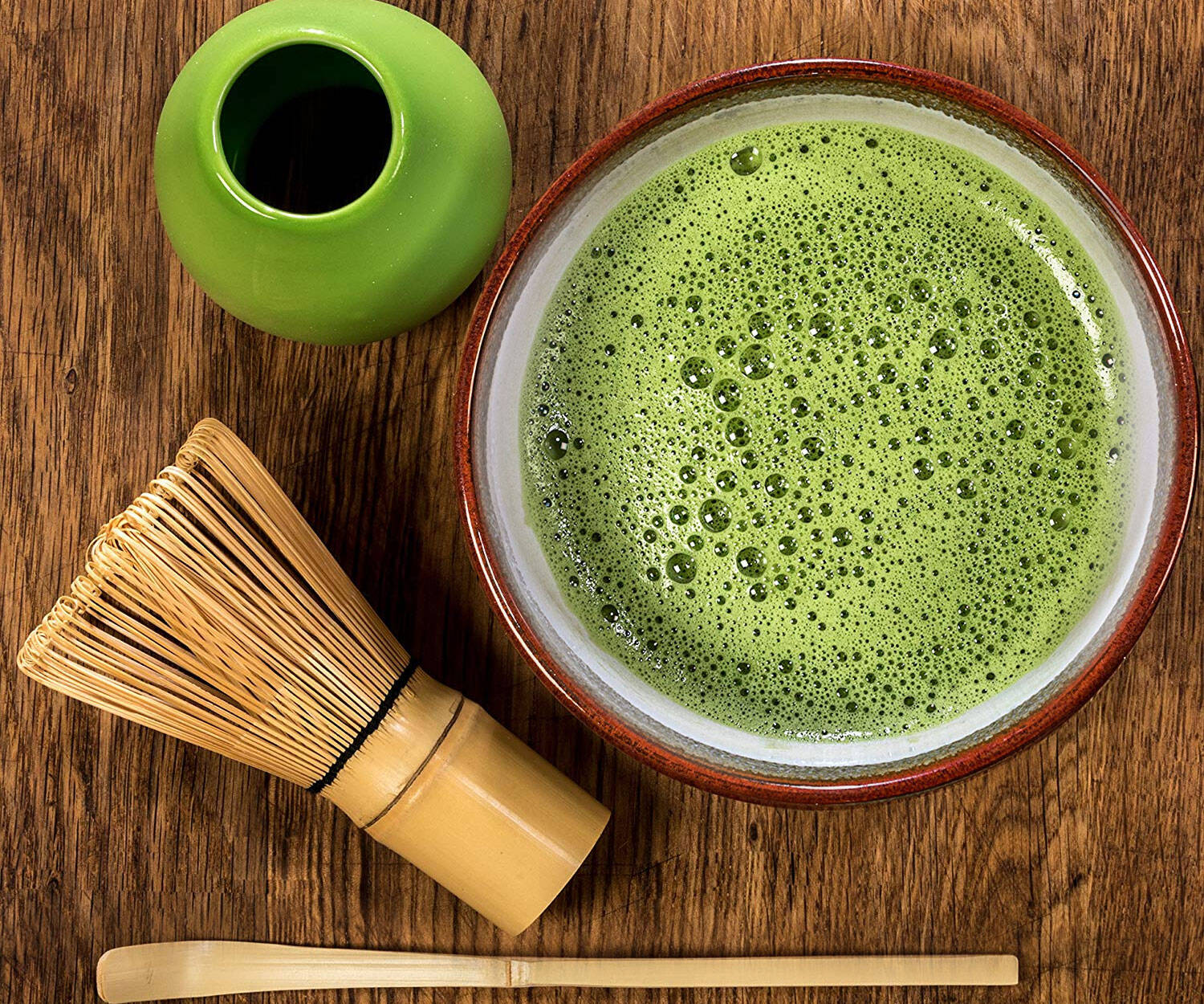 Matcha Green Tea Set - http://coolthings.us
