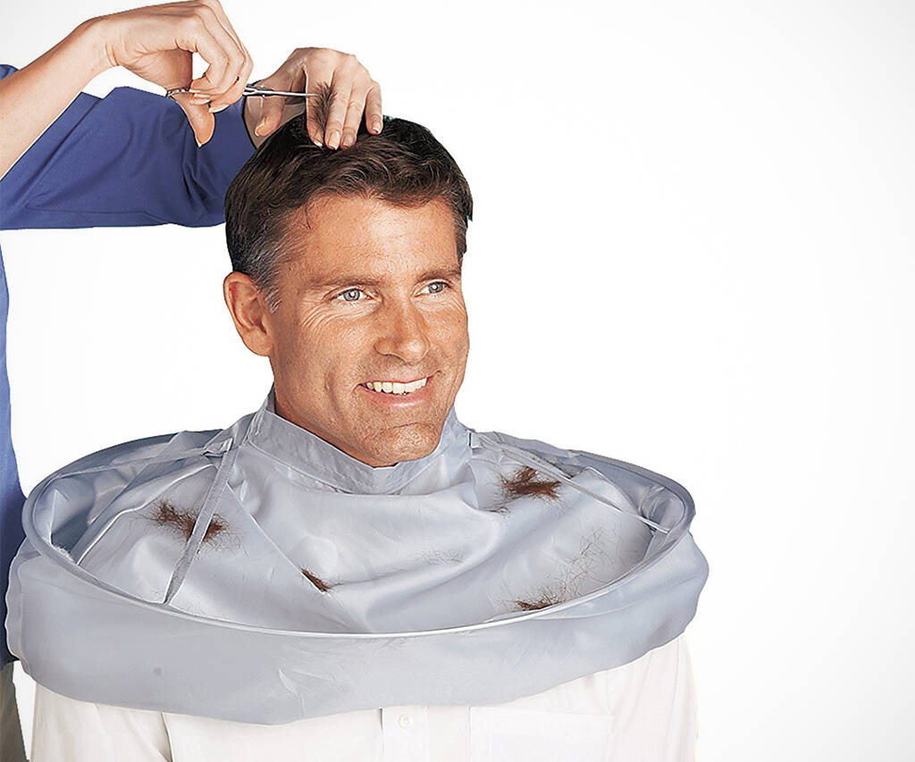 The Hair Cutting Umbrella - http://coolthings.us