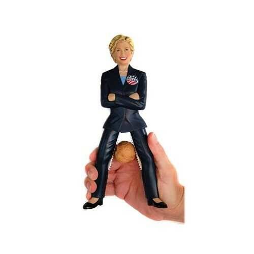 The Hillary Nutcracker - http://coolthings.us