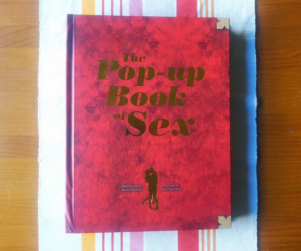 The Pop-up Book of Sex (NSFW) - http://coolthings.us
