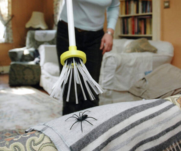 Harm-Free Spider Catcher - http://coolthings.us