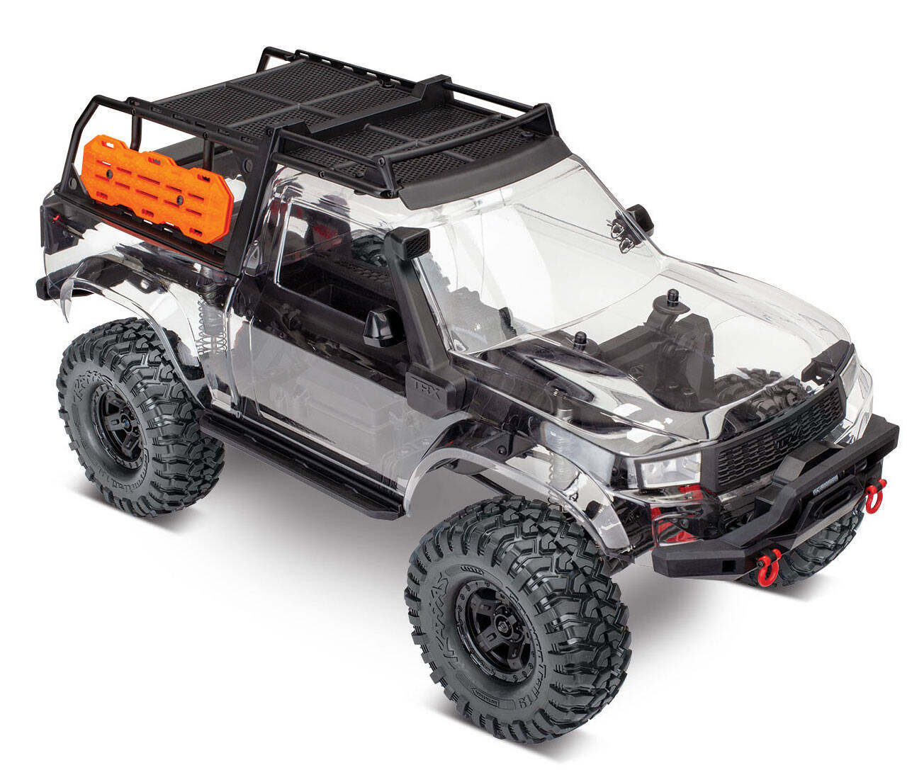 Traxxas TRX-4 Sport Kit - http://coolthings.us