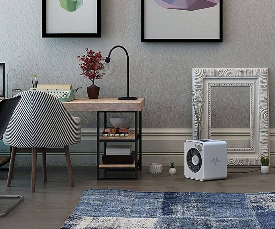 Vornado Whole Room Metal Heater - http://coolthings.us