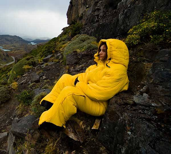 Wearable Sleeping Bag - http://coolthings.us