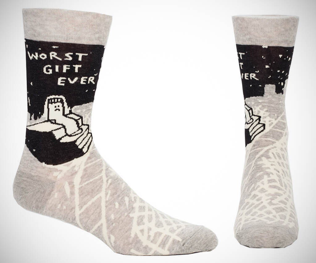 The Worst Gift Ever Socks - http://coolthings.us